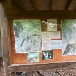 Kiosks give trail information