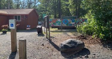Girdwood Campground