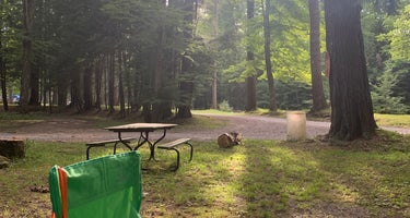 Grassmere Park Campground