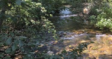 Missoula Lake Campground