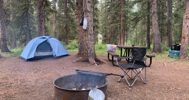 Priest Lake Dispersed Camping Area