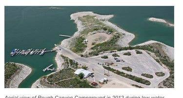 Rough Canyon Marina