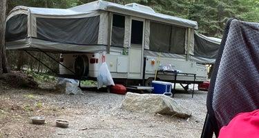 Sullivan Creek Campground