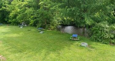 A Waldens Creek Campground