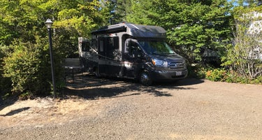 Judd Huntington RV Camp