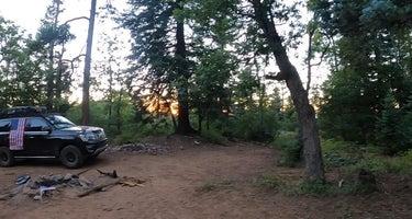Senator Hwy Dispersed Camp Site