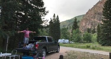 Cement Creek Campground