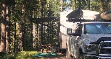 Sherman Pass Overlook Campground