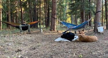 Lower Rush Creek Campground