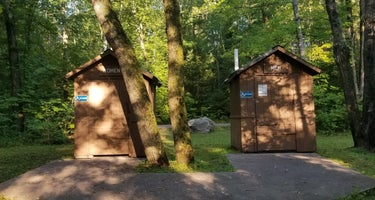 Carney Lake State Forest Campground