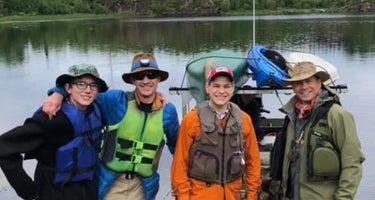 Boundary Waters Canoe Area, Cherokee Lake Backcountry Camping