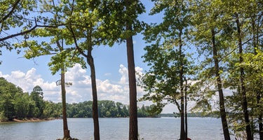 Satterwhite Pt State Rec Area - Kerr Lake