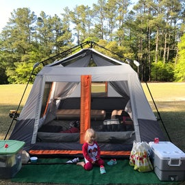 Our home for the night!