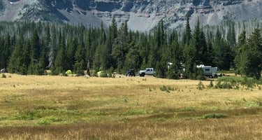 Three Creeks Meadow Horse Camp