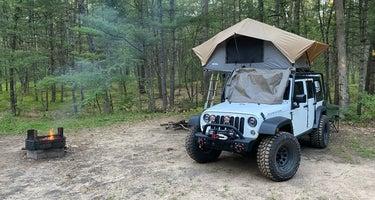 Shelley Lake Campground