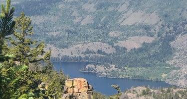 Upper boulder Lake Campground