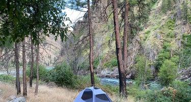 Van Creek Campground
