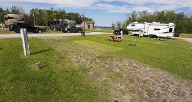 Bay Mills Casino RV Campground