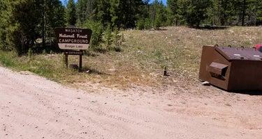Bridger Lake Campground