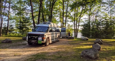 Mud Lake State Forest Campground