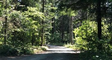 Wenatchee National Forest Wish Poosh Campground