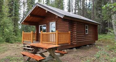 Kenai National Wildlife Refuge Cabins