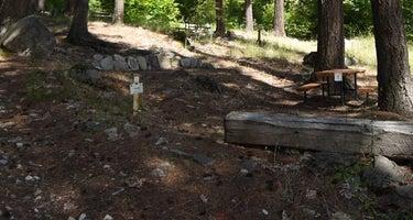 Stehekin Campground