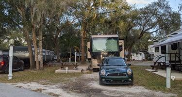 Twelve Oaks RV Resort