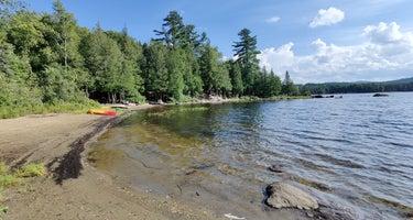Lake Harris Campground