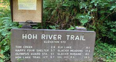 Olympic National Park/Hoh