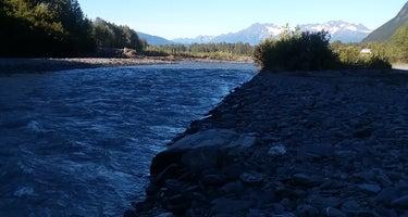 Mineral Creek, Valdez, AK