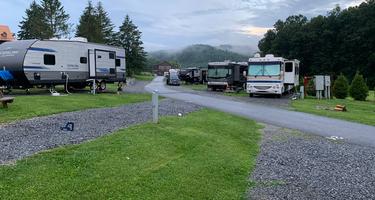 Brushcreek Falls RV Resort