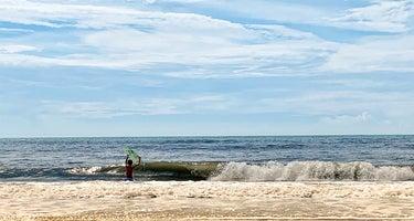 Onslow Beach Campsites