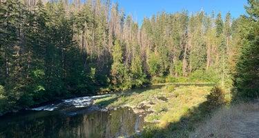 BLM North Umpqua Wild and Scenic River