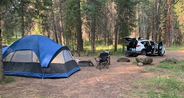 Wallowa-Whitman/Blackhorse Campground