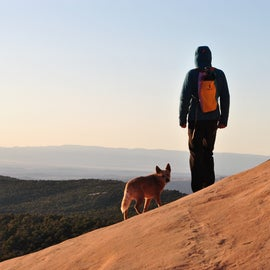 Cotopaxi bag in Moab (purchased through Roanline)