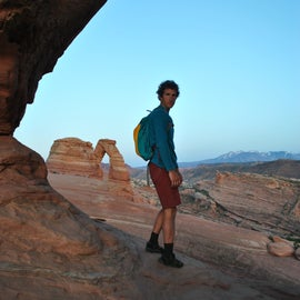 Cotopaxi bag in Arches (purchased through Roanline)