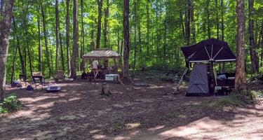 Ironjaw Lake Dispersed Campsite