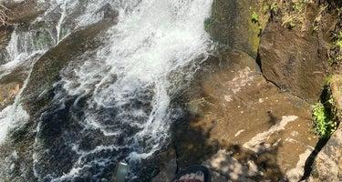 Alsea Falls Recreation Site