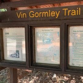 Vin Gormley Trail information