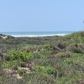 Long Shot to Beach