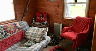 Birkie Barn farmstay camper cabin