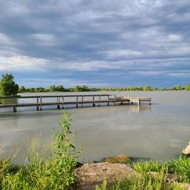 Front dock