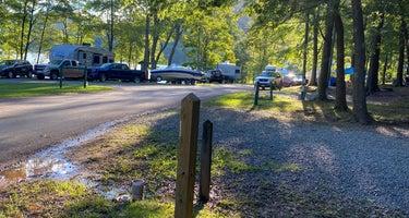 Peninsula Campground