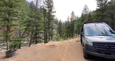 Blind Creek Campground