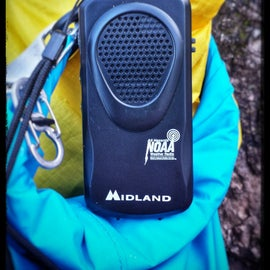 This was a great radio to use for weather emergencies!