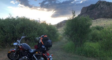 Arapaho and Roosevelt National Forest Dispersed Camping