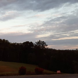 The next morning, at Greystone campground