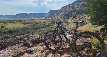 Comanche National Grassland Withers Canyon Trailhead Campground
