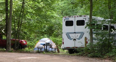 Hungerford Lake Campground